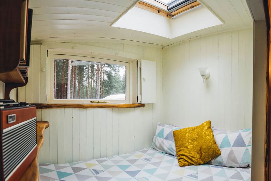 The Homestead, eco cabin, Nethy bridge, near Aviemore, Cairngorms National Park, Scotland