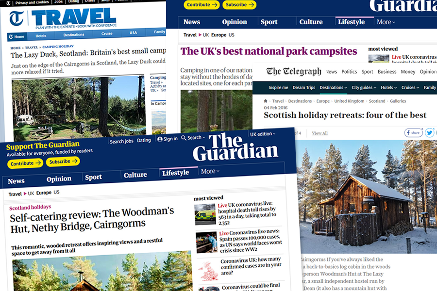 The Guardian Newspaper Travel
